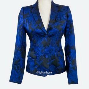 Dries Van Noten Jacquard Blazer  Size 36, US 4/6